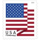 Forever Stamp 2018